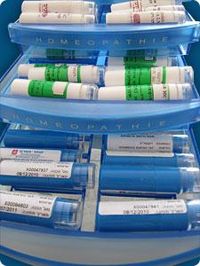 гомеопатия в острых случаях